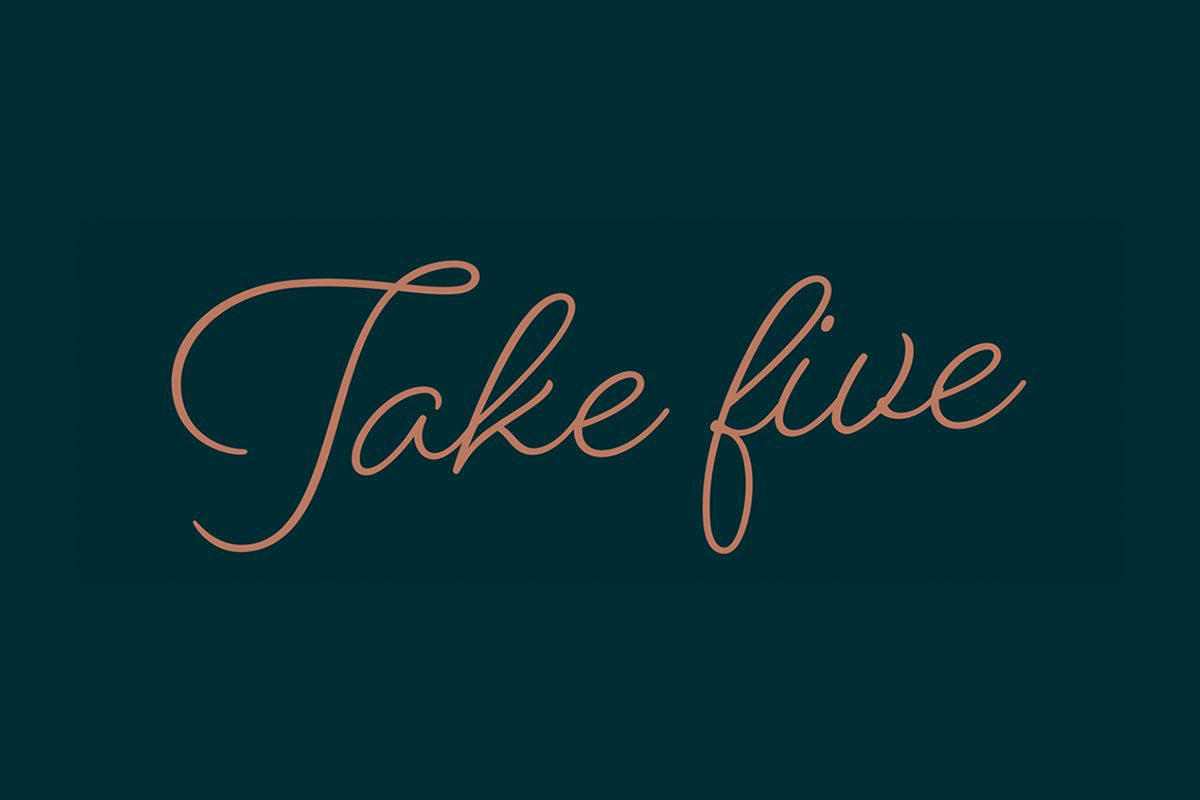 Take Five - Meeting & Event Offers Birmingham - Bromsgrove